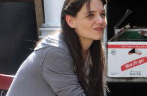 Katie Holmes : la belle joue les dépressives au côté du délirant Spike Lee