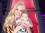 Shakira: Son adorable Milan en juré sur The Voice, loin de son papa Gerard Piqué