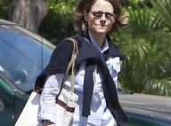 Jodie Foster : Solitaire, lookée et mystérieuse dans les rues de Beverly Hills