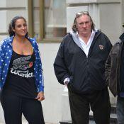 Gérard Depardieu de retour à New York : Avec sa fille Roxane et Luc Besson