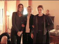 Valeria Bruni-Tedeschi et sa mère Marisa au théâtre, pendant que Carla cartonne