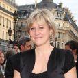 Nadine Moranoau Palais Garnier pour le Gala des 300 ans de l'école de danse de l'Opera à Paris le 15 avril 2013.