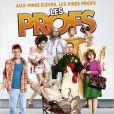 Affiche officielle du film Les Profs.