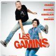 Affiche officielle du film Les Gamins.