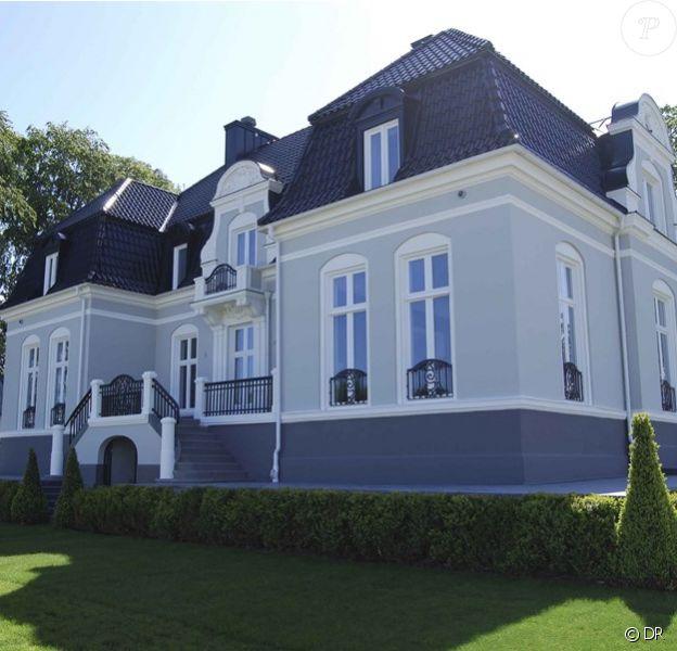 Zlatan Ibrahimovic a mis en vente sa maison de 1912 située dans la banlieue de Malmö, en Suède