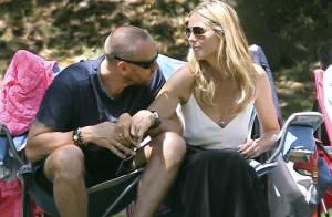 Heidi Klum : Belle amoureuse et fière supportrice pour ses enfants