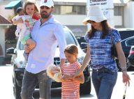 Ben Affleck : Entouré des trois femmes de sa vie, il se remet de la tragédie