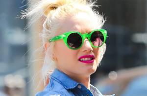 Gwen Stefani : Une maman lumineuse de jour comme de nuit