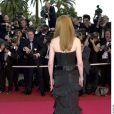 Nicole Kidman pour Moulin Rouge au Festival de Cannes 2001.
