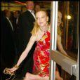 Nicole Kidman rechausse ses talents sur les marches pour Dogville au Festival de Cannes 2003.