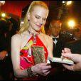 Nicole Kidman au Festival de Cannes 2003.