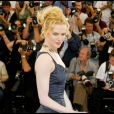Nicole Kidman au photocall Dogville au Festival de Cannes 2003.