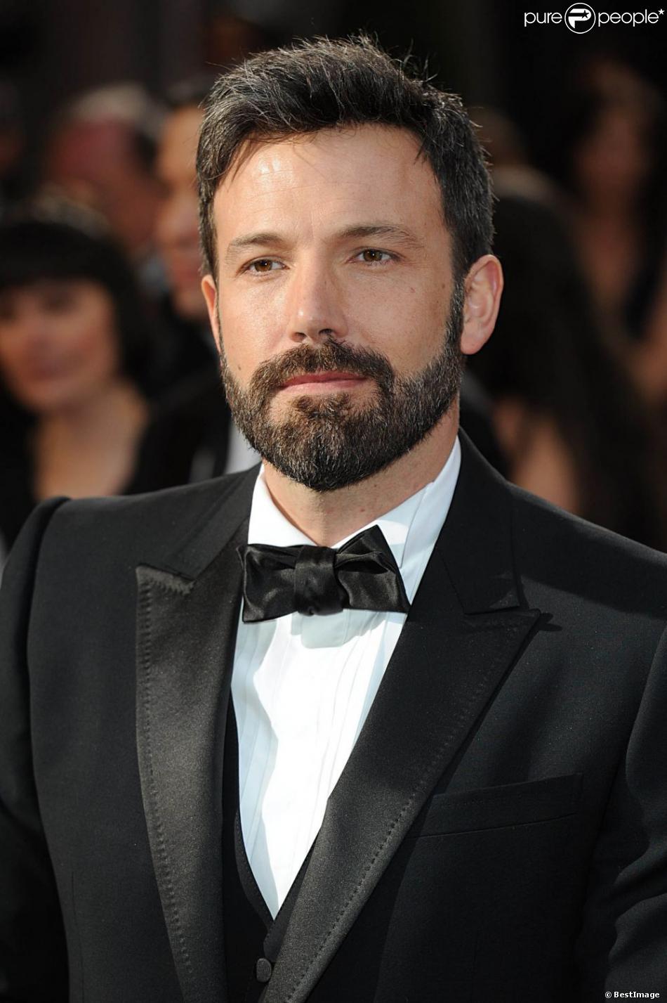 Ben Affleck à la 85e cérémonie des Oscars à Hollywood, le 24 février 2013.