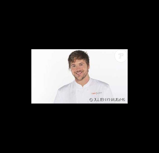Florent, finaliste de Top Chef 2013