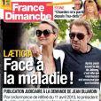 France Dimanche en kiosques vendredi 26 avril 2013