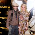"""Johnny Depp et Amber Heard au photocall du film """"Rhum Express"""" à Paris Photocall le 8 novembre 2011"""