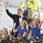 Willem-Alexander des Pays-Bas: Parade marine, princesses de gala, un final royal