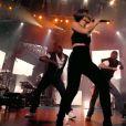 Alicia Keys dans le clip  New Day  (mai 2013), extrait de son album  Girl on Fire , paru en novembre 2012