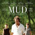 Affiche du film Mud - Sur les rives du Mississippi, en salles le 1er mai 2013