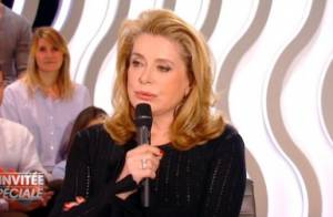 Catherine Deneuve : Son 'ami' Gérard Depardieu, le mariage gay... Elle dit tout !