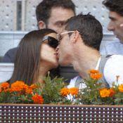 Cristiano Ronaldo et sa superbe Irina Shayk : Séance de bisous devant Nadal