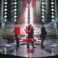 Olympe, Anthony et Jenifer dans The Voice 2, samedi 11 mai 2013 sur TF1