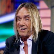 Iggy Pop : Toujours en forme à 66 ans, il s'éclate à la télé espagnole