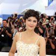 Audrey Tautou pose lors du photocall au 66e Festival de Cannes le 14 mai 2013.