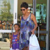 Halle Berry enceinte : Radieuse, elle se consacre entièrement à sa fille