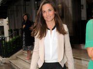 Pippa Middleton : Sage après ses frasques nocturnes pour un déjeuner mondain