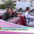 Nabilla et Thomas se marient à Las Vegas dans Les Anges de la télé-réalité 5 sur NRJ 12 le mercredi 15 mai 2013