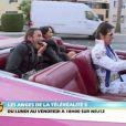 Le mariage de Nabilla et Thomas dans Les Anges de la télé-réalité 5 sur NRJ 12 le mercredi 15 mai 2013