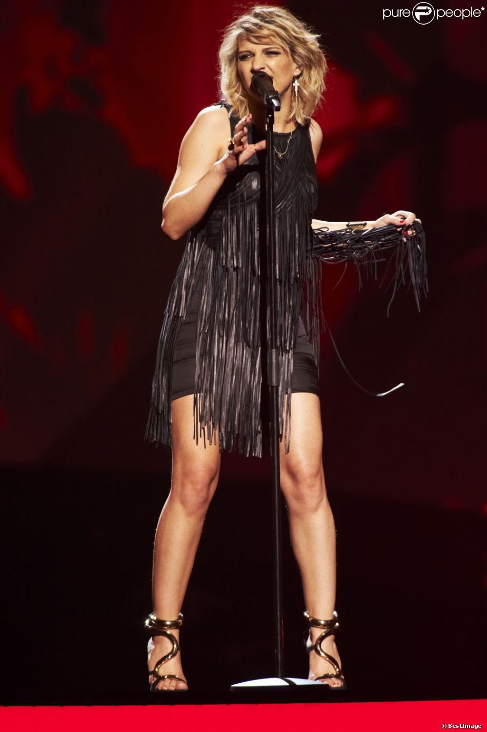eurovision 2013 le danemark triomphe amandine bourgeois boit la tasse purepeople. Black Bedroom Furniture Sets. Home Design Ideas