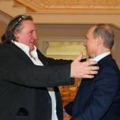 Gérard Depardieu : ''Vladimir Poutine est comme Mitterrand ou Jean-Paul II''