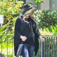 Fergie, enceinte, à Santa Monica, le 19 mai 2013.