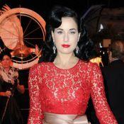 Cannes 2013 : Dita Von Teese, atout sexy et omniprésent du Festival !