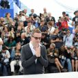 Nicolas Winding Refn au photocall du film Only God Forgives lors du 66e Festival de Cannes le 22 mai 2013.