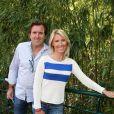 Marie Sara et Christophe Lambert en juin 2012.
