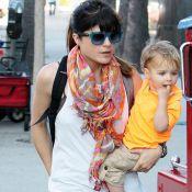 Selma Blair : Maman complice pour de belles sorties ensoleillées avec Arthur
