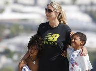 Heidi Klum : Du sport en famille avant le tapis rouge de Cannes