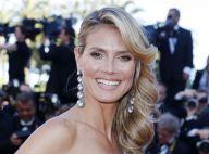 Cannes 2013 : Heidi Klum époustouflante, une arrivée de star sur les marches