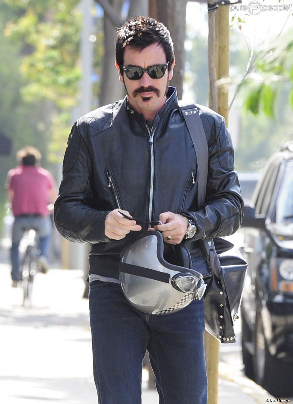 Ewan McGregor dans les rues de West Hollywood, le 21 mai 2013.