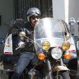Ewan McGregor méconnaissable dans les rues de West Hollywood, le 21 mai 2013.