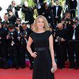 Ludivine Sagnier lors de la montée des marches pour la clôture du Festival de Cannes le 26 mai 2013