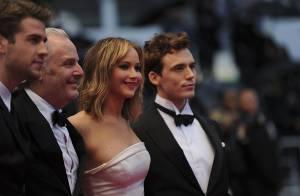 Jennifer Lawrence : Retour sur le périple cannois de la star pour Hunger Games 2
