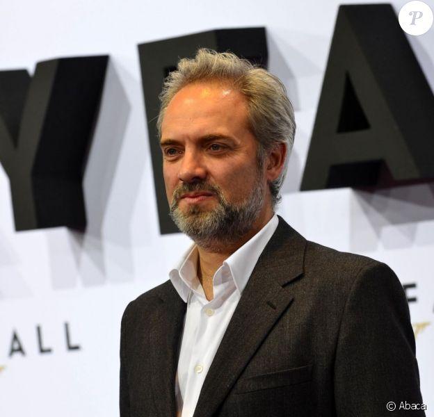 Le réalisateur de Skyfall Sam Mendes, ici en octobre 2012 à Berlin, bientôt de retour pour le 24e James Bond ?