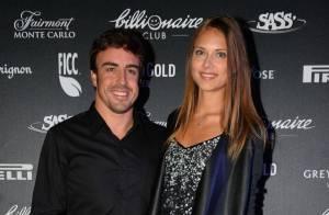 Fernando Alonso et sa belle Dasha Kapustina : Amoureux complices à Monaco