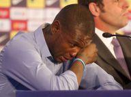 Eric Abidal quitte en larmes le Barça : Les stars du club lui rendent hommage