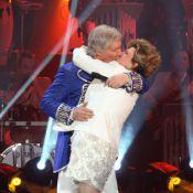 Patrick Sébastien et Jeane Manson : Un superbe baiser, c'est ça le bonheur !