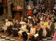 Elizabeth II : Quel membre de la famille royale a piqué du nez à Westminster ?